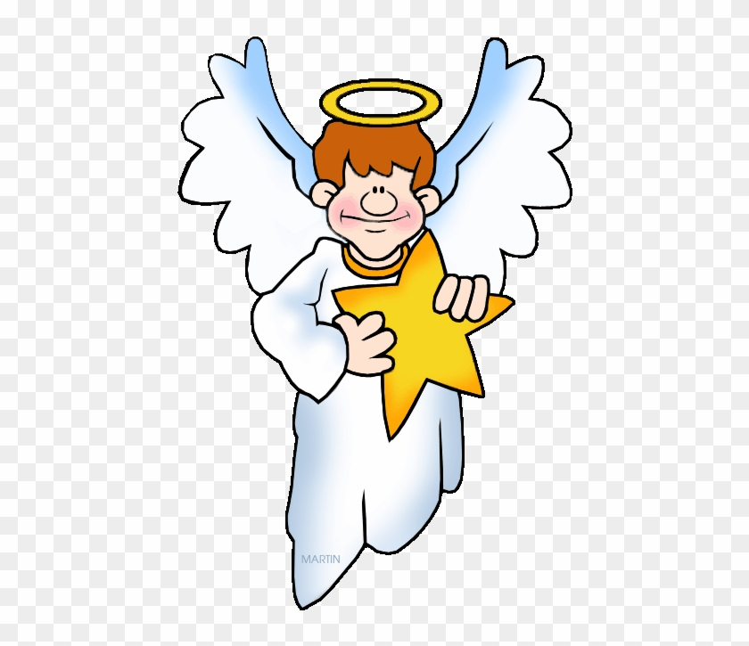 Christmas Angel Clipart Free Clipart Image - Christmas Angel Clip Art #1052157