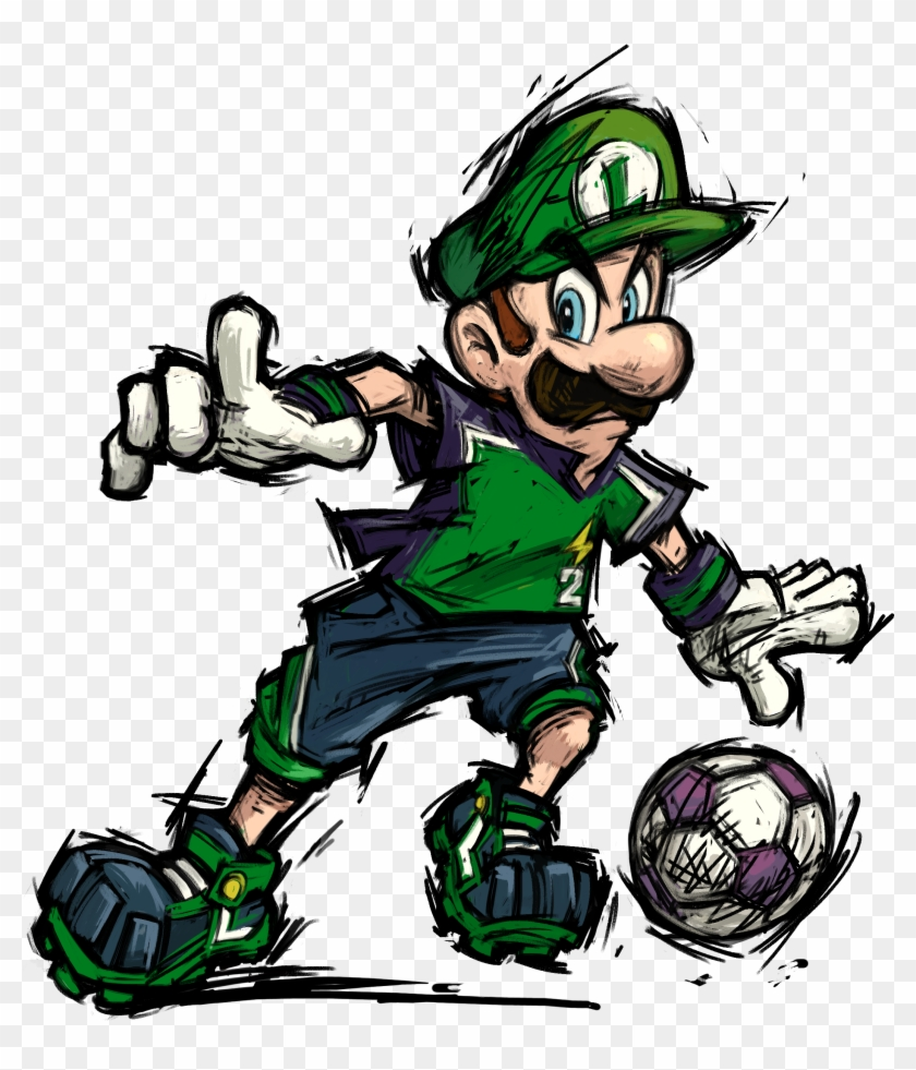 Mario Strikers Charged - Super Mario Strikers Characters #1052267