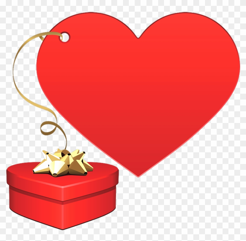 Heart Box Png Valentine Card Free Transparent Png Clipart Images