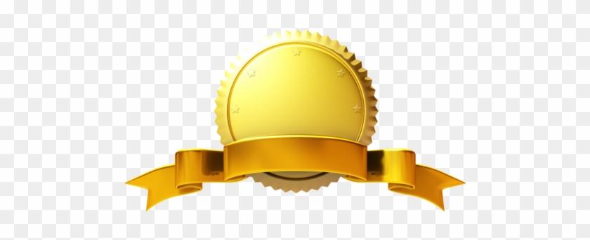 golden ribbon png download image gold award ribbon png free