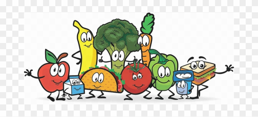 School Meals Rock - School Lunches Clipart #1054000