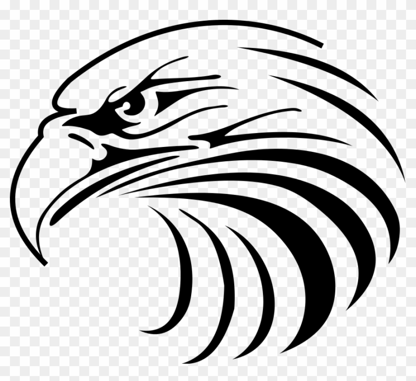Eagle Head Vector Image - Eagle Head Vector Png - Free Transparent