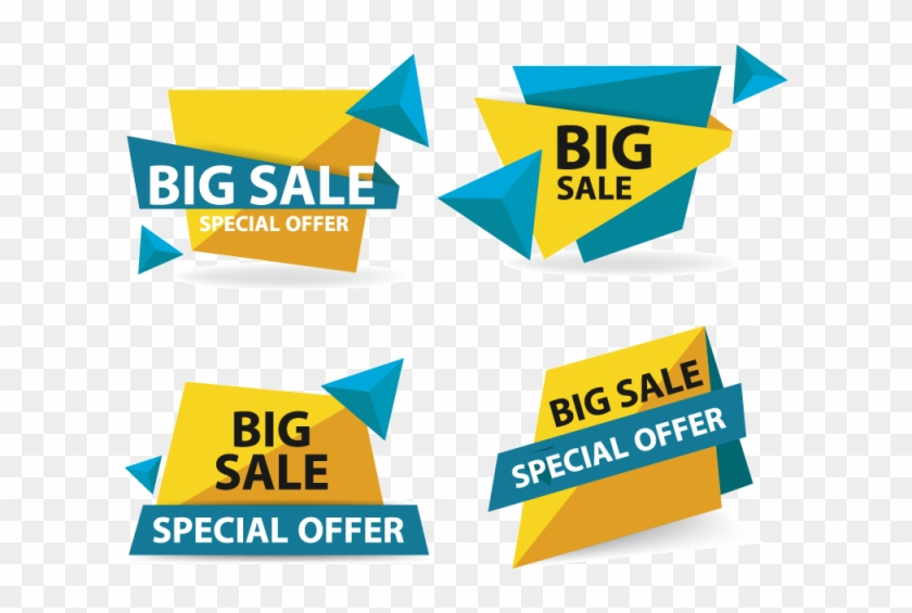 Colorful Shopping Sale Banner Template Sale Banner Banner