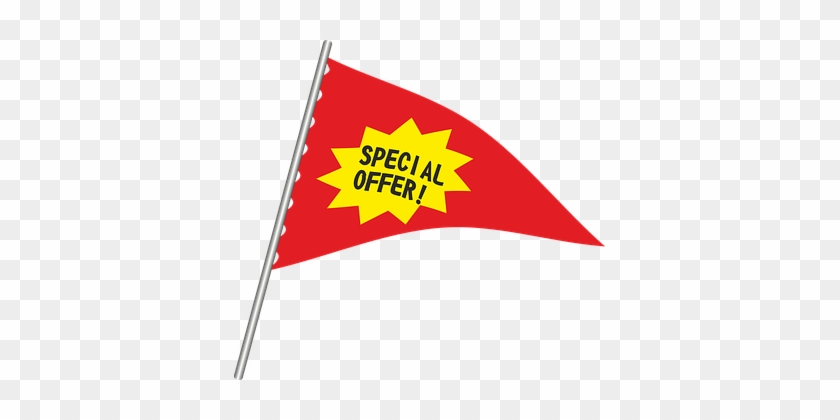 Pennant New Note Offer Advertising Trade S - Special Offer #1054643