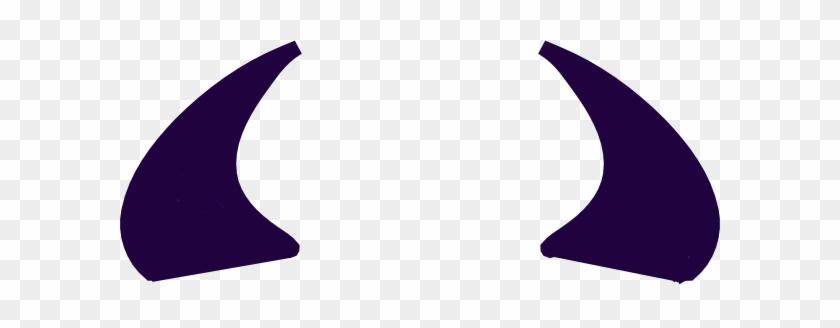 Transparent Horn Cliparts - Devil Horns Clip Art #1055532