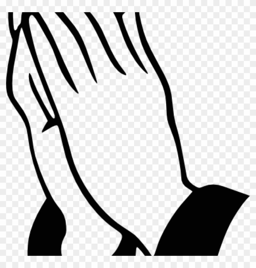 Prayer Clipart Panda Free Images Clip Art - Praying Hands Icon Png #1056269