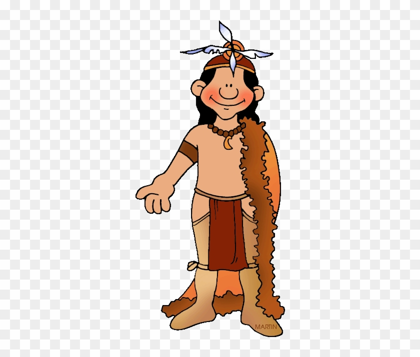 Southwest Apache Man - Native American Clipart #1056275