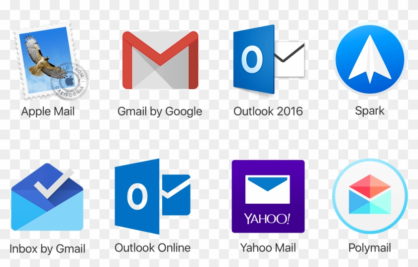 How To Add Logo In Signature In Outlook 2016 Images - Gmail Yahoo Mail Outlook Logo Icons #1056294