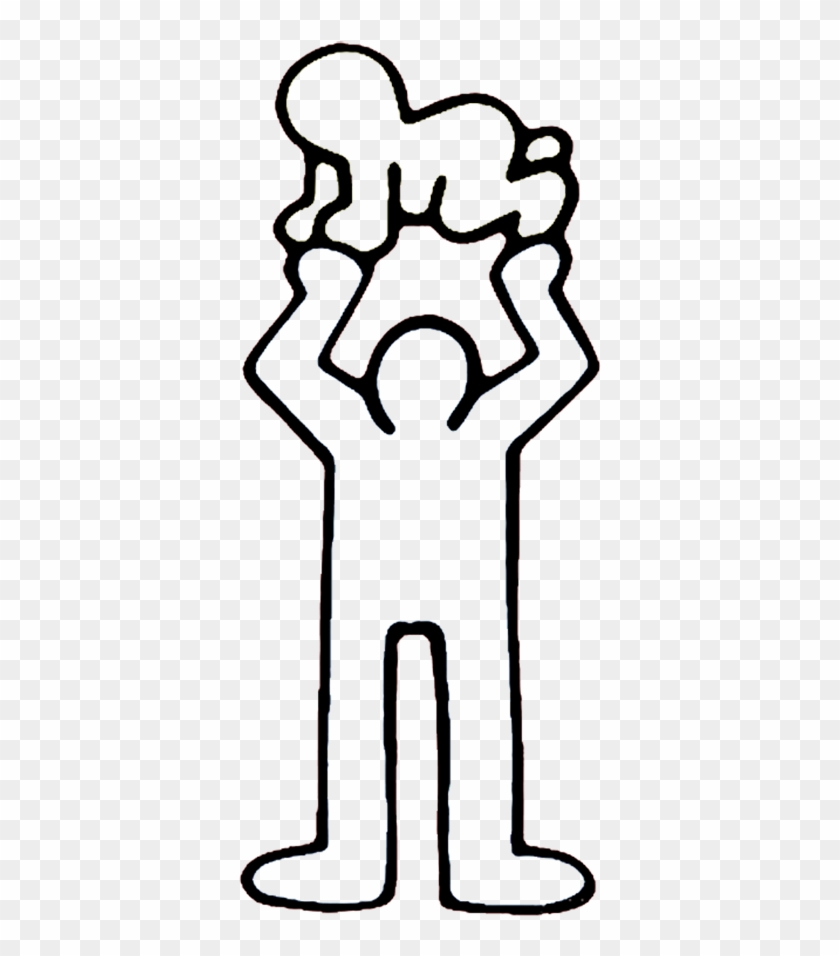 Keith Haring For Kids Artprints To Color Pop Art Paintings Keith Haring Free Transparent Png Clipart Images Download