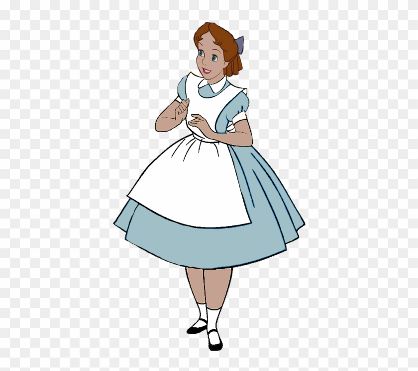 Cinderella Mary Mouse Gallery Download - Disney Peter Pan Wendy ...
