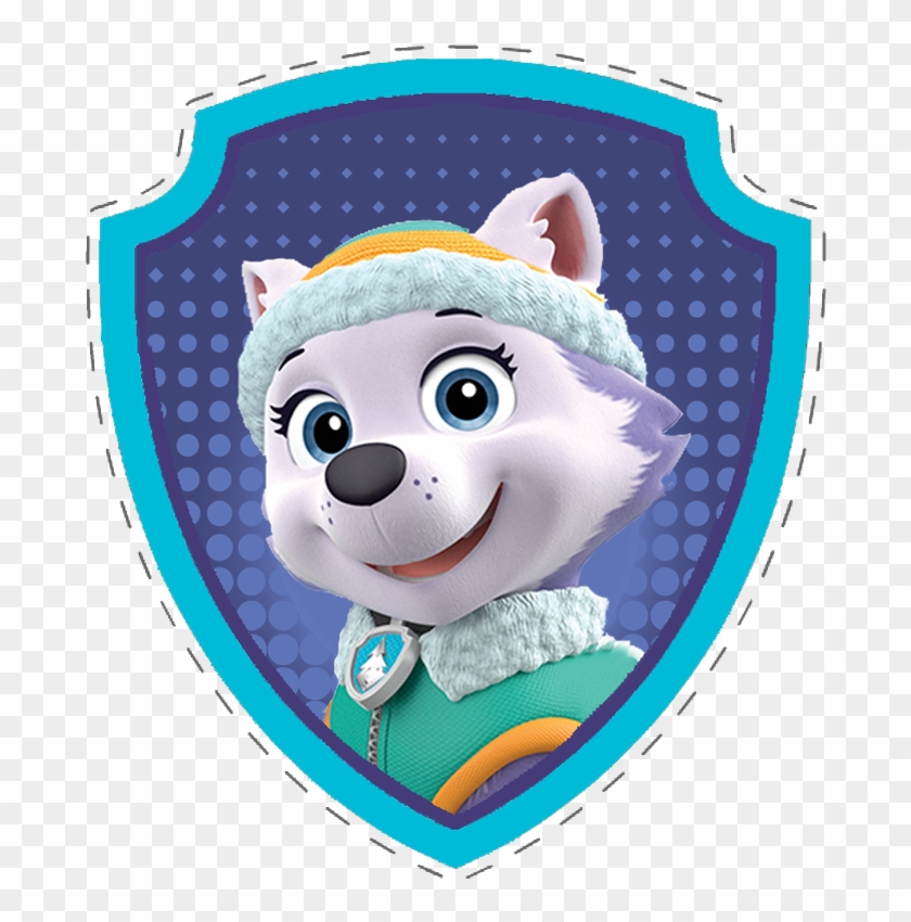 photograph relating to Paw Patrol Badge Printable named World-wide-web, Older people Aspect, Birthday Club, , Printables