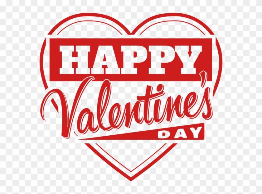 Happy Valentines Day Heart #1056952