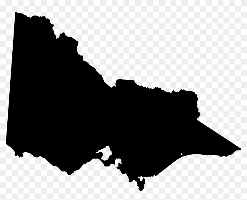 Australia Map Vector.Big Image Victoria Australia Map Vector Free Transparent Png