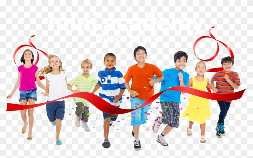 Free Kids Walking Png - Running Kids Png #1059520