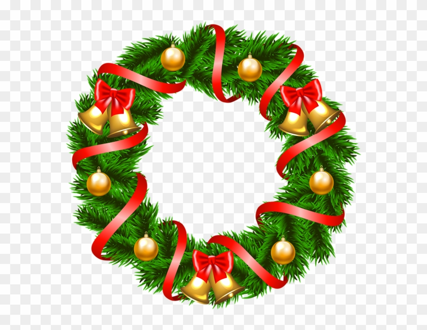 Christmas Reef Png.Christmas Wreath Png Clipart Image Christmas Wreath Clip