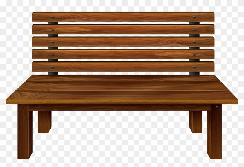 Bench Clip Art