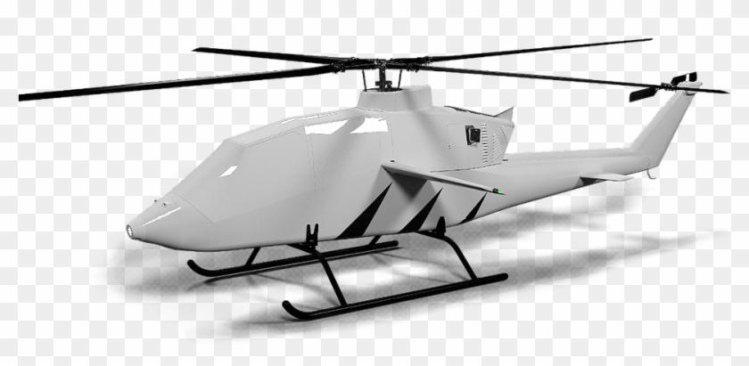 Helicopter Can Be Unmanned - Prototyp Polsko Ukraińskiego Helikoptera Szturmowego #1062530