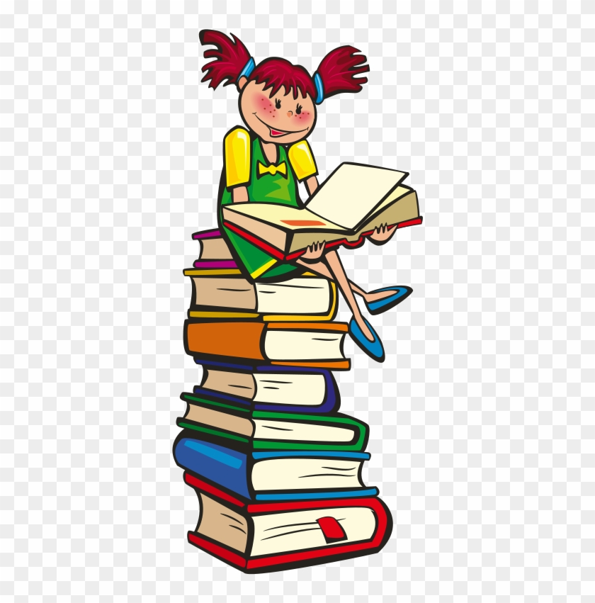 books reading clipart sample of flyers for school free