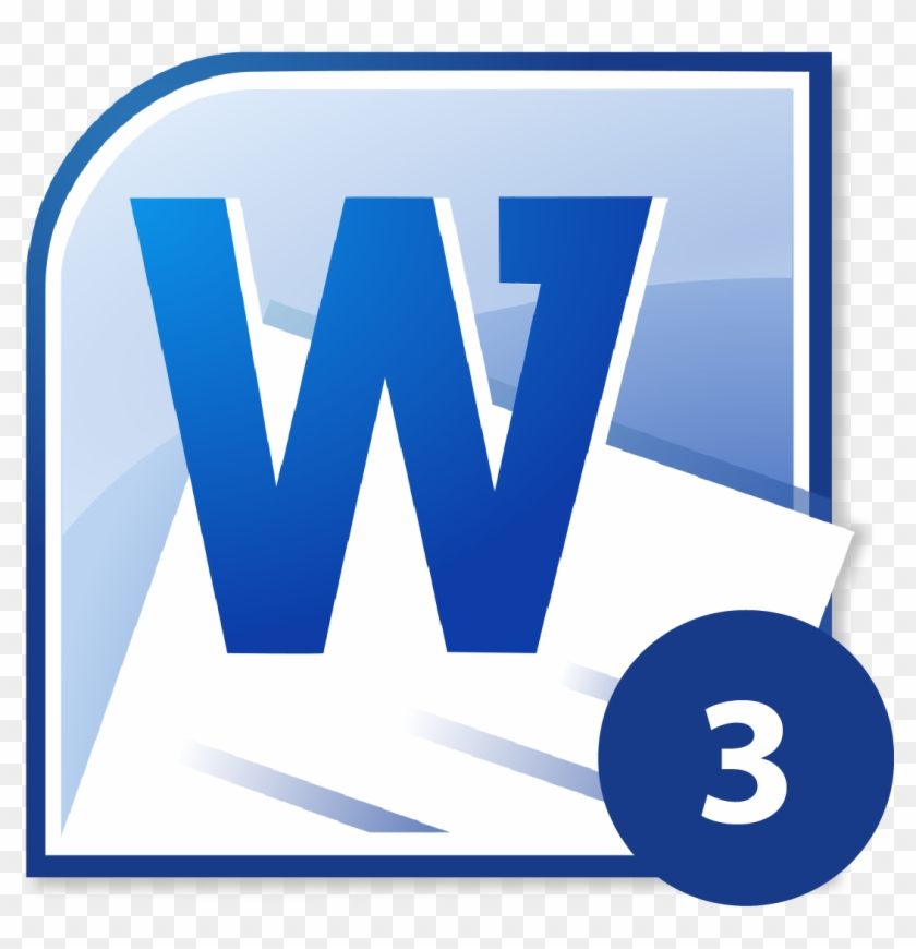 Microsoft Word Microsoft Excel Microsoft Powerpoint - Microsoft Word 2010 Icon #1063849