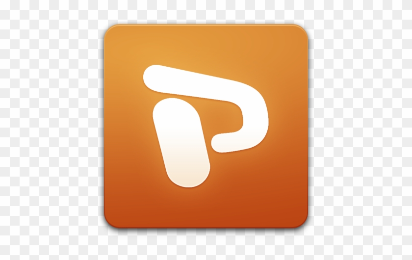 Powerpoint Icon Free Download As Png And Ico Formats, - Powerpoint Icon #1063857