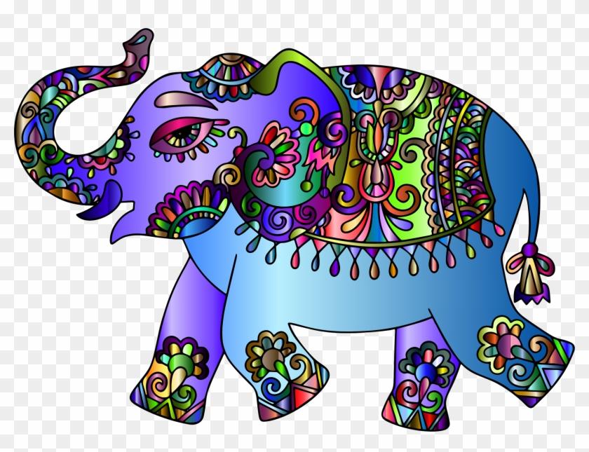 Medium Image - Indian Elephant #182397
