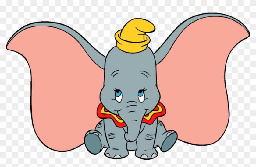 Dumbo By Ireprincess - Jumbo The Elephant Cartoon #182475
