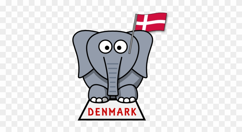 You Don't Find Many Grey Elephants In Denmark Do You - Grey Elephant From Denmark Trick #182544