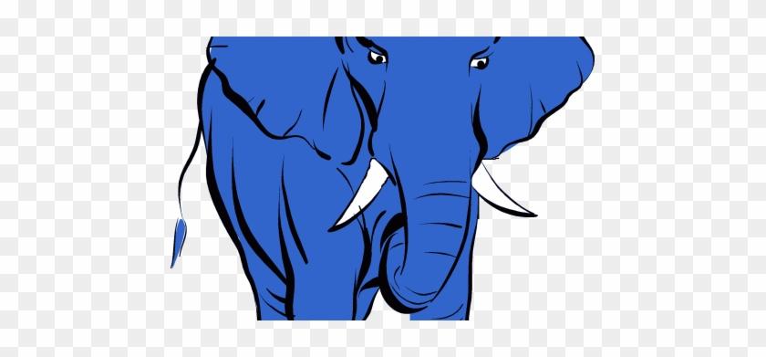Bluefant Grayish - Elephant #182550