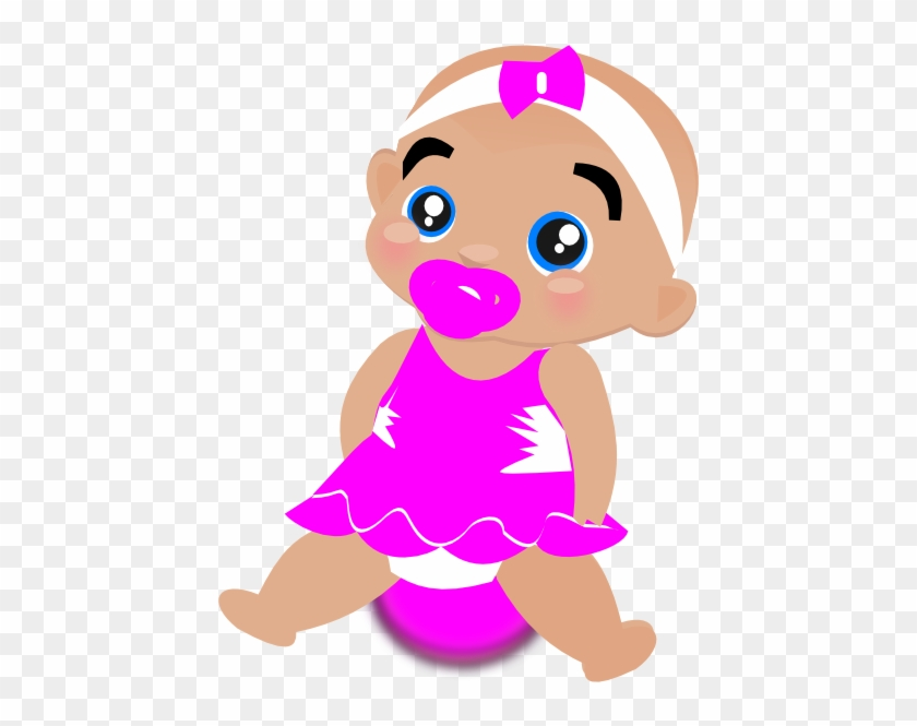 Its Baby Shower Clip Art Baby Black Girl Clipart Free