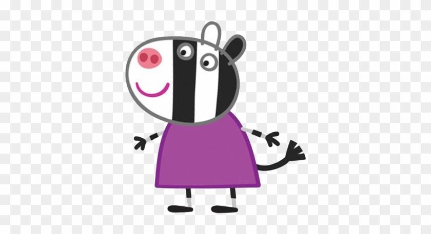 Zoe Zebra - Amiga De Peppa Pig #182649