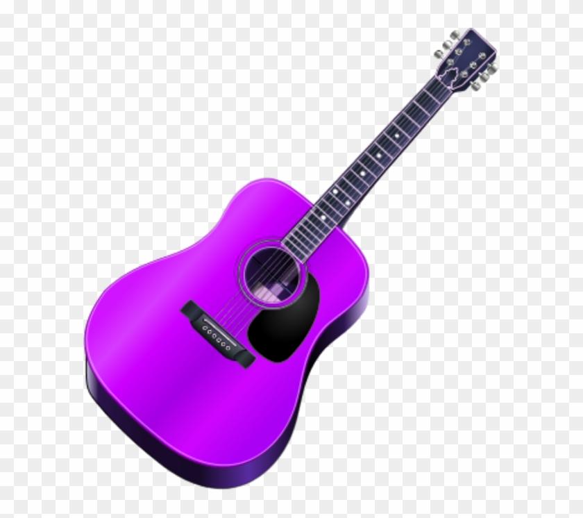 Guitar Vector Clip Art - Guitar Clip Art Free #182801