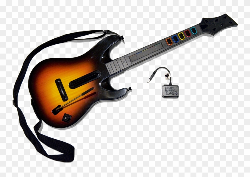 Guitar Hero Clipart - Guitar Hero World Tour Guitar #182838