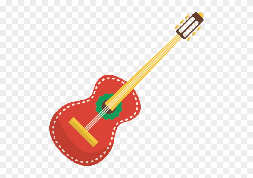 Guitare Clipart spanish guitar icon - mexican guitar clipart transparent - free