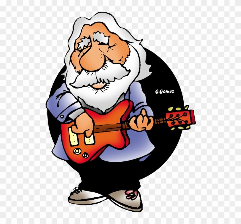 Old Man Band Cartoon #183144