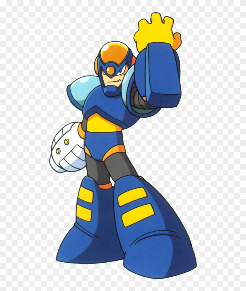 Clip Arts Related To - Rockman Complete Works Robot Masters #183153