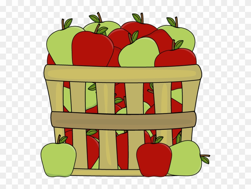 Apple Picking Clipart - Yes No Questions Speech Therapy #183257