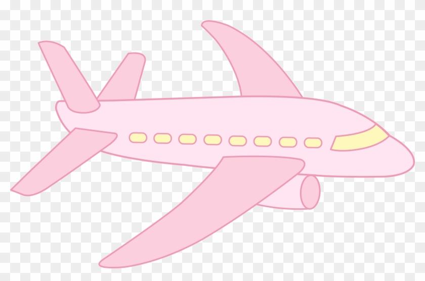 Cartoon - Cute Cartoon Airplane #183395