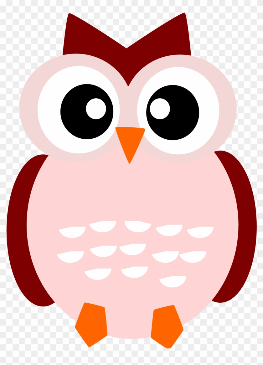Owls On Owl Clip Art Owl And Cartoon Owls 3 Clipartcow - Owl Cute Png #183579