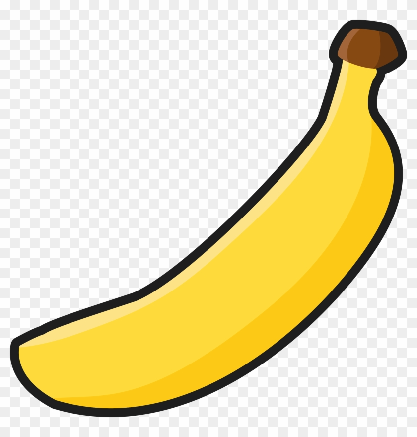 Banana Clipart Images Black And White Clip Art Clipartbarn - Banana Clipart Png #183626