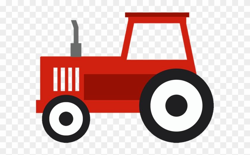 Finger Puppets, Barnyard Party, Farm Party, Transportation, - Molde Tractor Granja De Zenon #183685