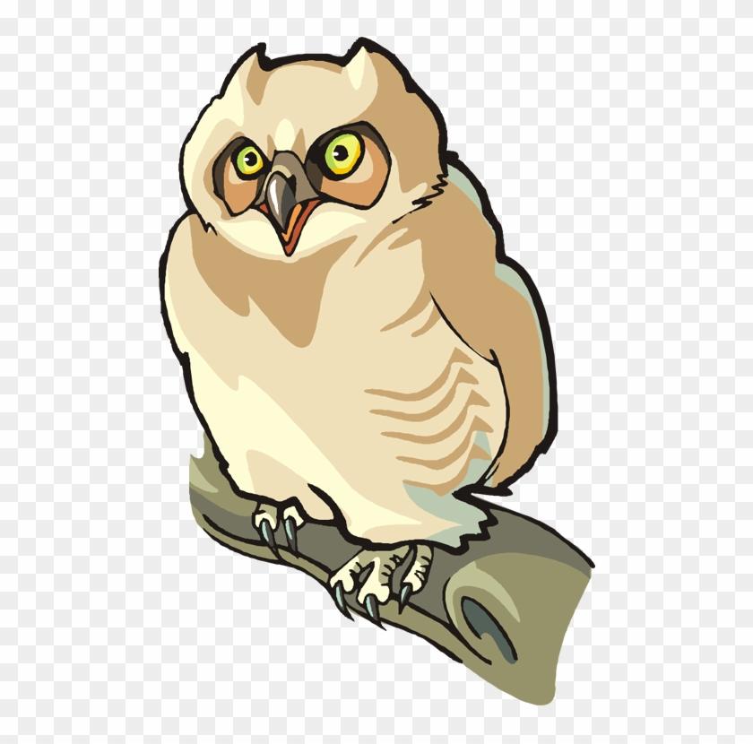 Owl Clipart - Children's Music #183719