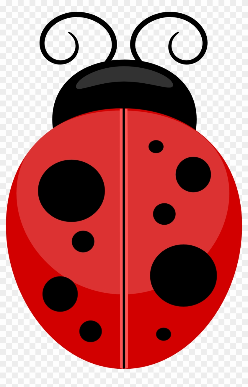 Related Barn Clipart No Background - Transparent Background Ladybug Clipart #183740
