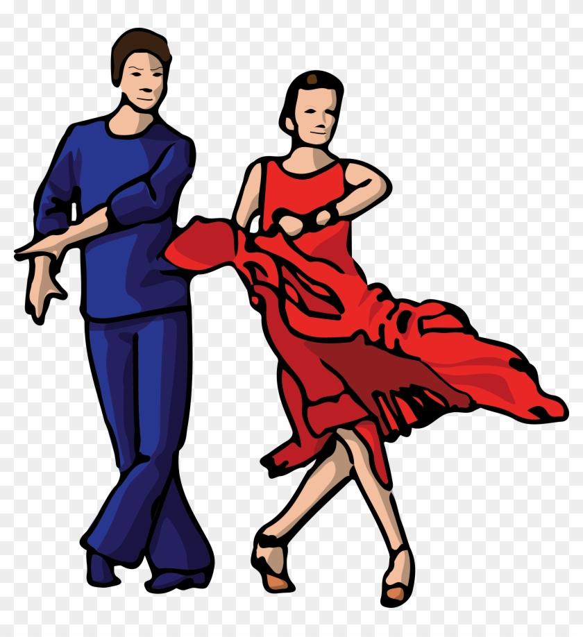 Latino Dancers - Tango Girl Dancer Transparent #183790