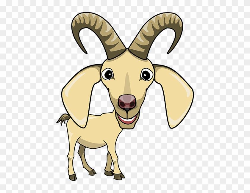 Goat Clipart Transparent Background Goat Cartoon Transparent Background Free Transparent Png Clipart Images Download