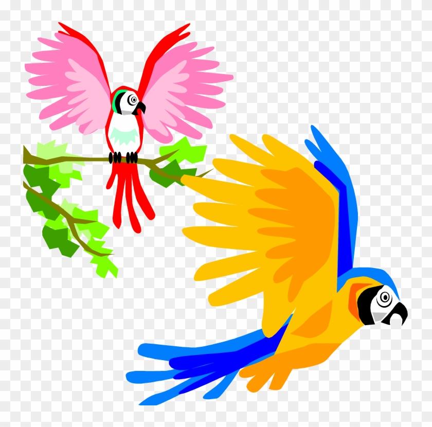 parrot bird flight macaw clip art birds on flyings clip art free rh clipartmax com Elephant Clip Art Roaring Lion Clip Art