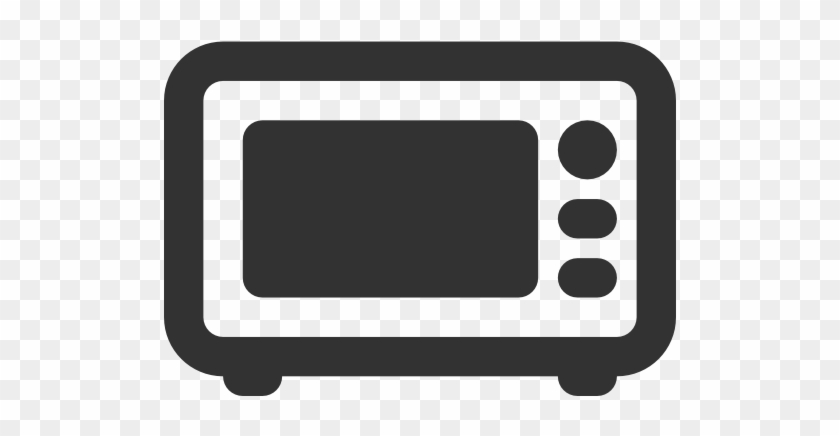 Wave Clipart Microwave - Microwave Icon #184741