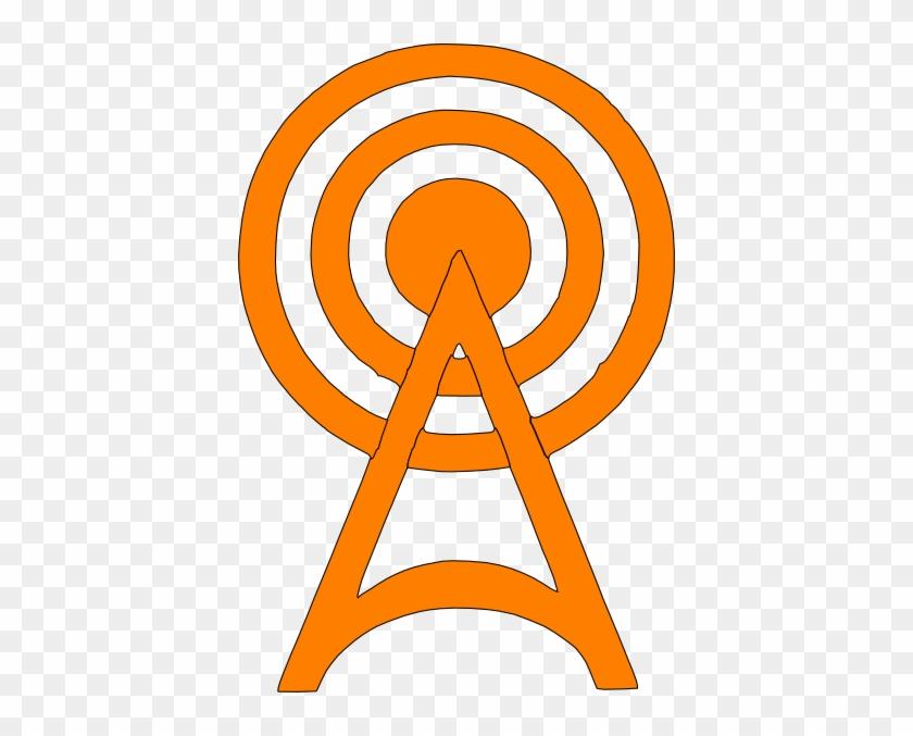 Tower Icon Orange #184771