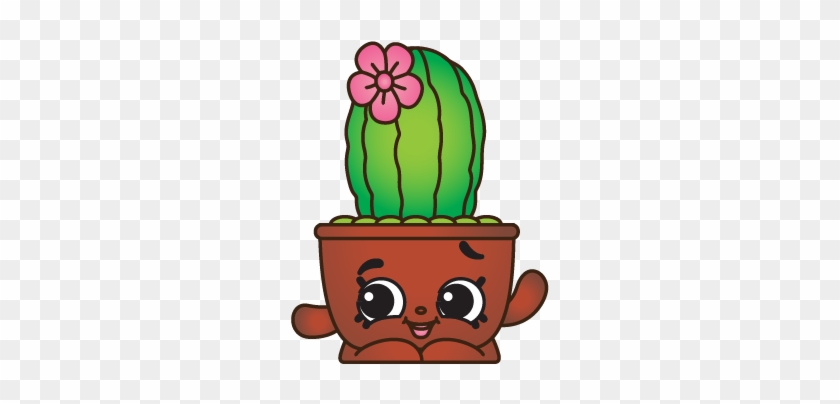 Shopkins Cactus Character #184898