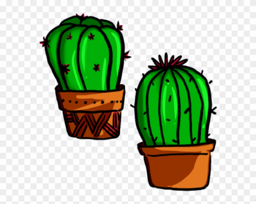 Cactus, Green, Plant Png And Psd - Cactus #184905