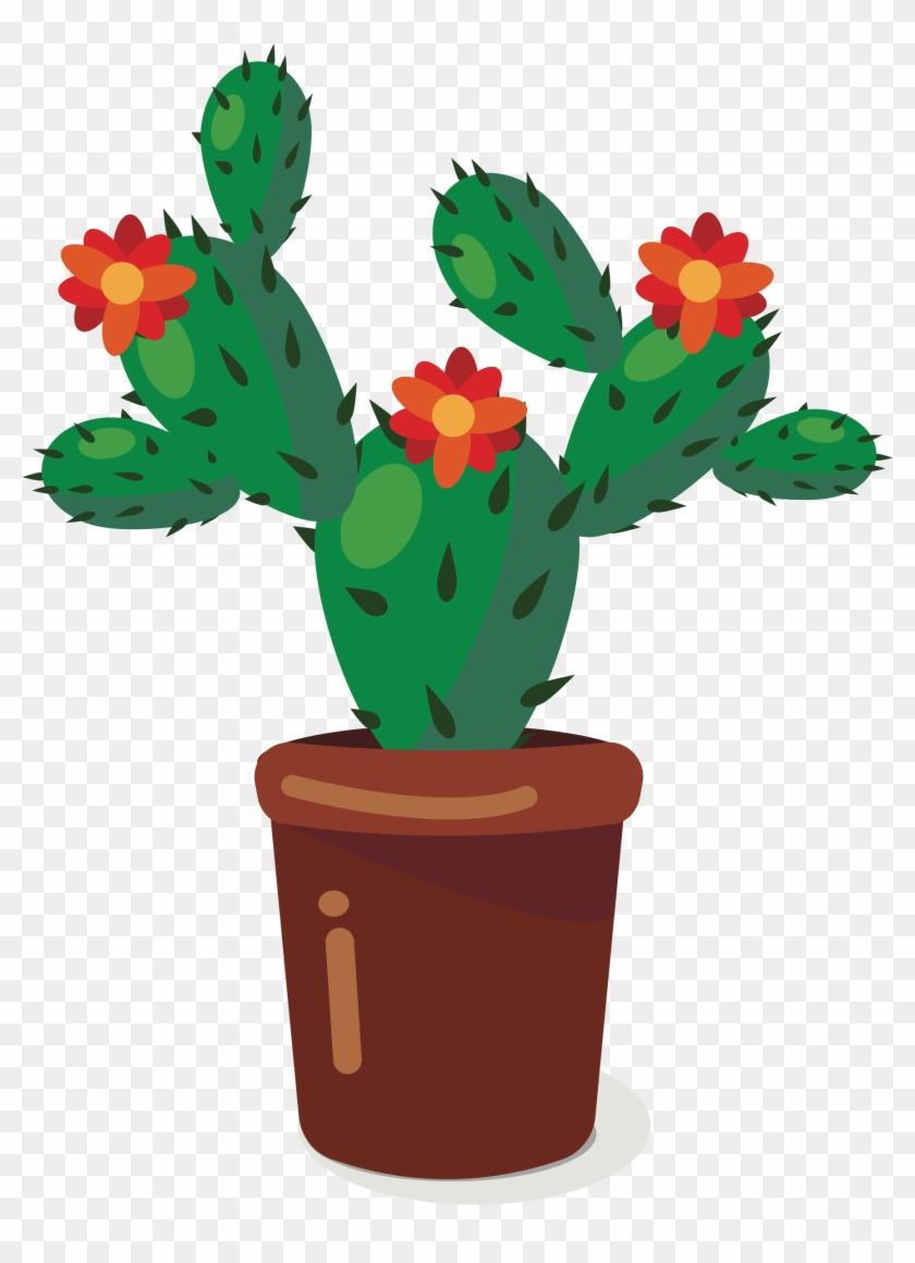 Cactus - Cactus Animados Png #184930